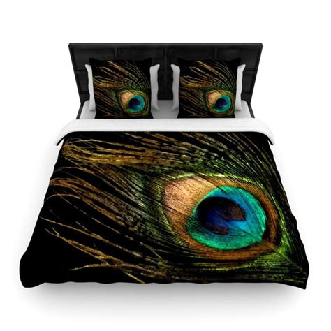 peacock bedding quotes
