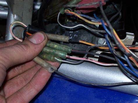 1993 yamaha xv535 wiring schematic wiring diagram