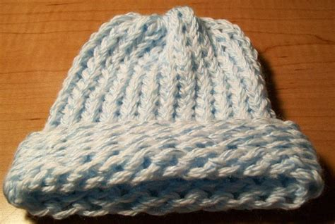 loom knit baby hat the crafty princess diaries 187 loom baby hats