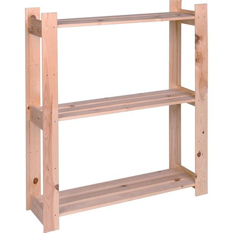 pine shelving units pine shelf unit 3 tier