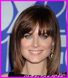 hairstyles for square hairstyles for square faces with bangs hairstyles
