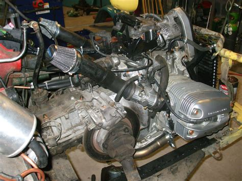 Citroen 2cv Engine by Citroen 2cv Bmw Sparrow Automotive