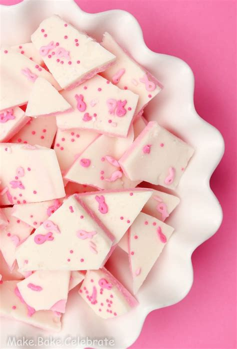 Ca Jaket Wanita Pink Sweety mbc breast cancer awareness treat strawberry bark recipes breast cancer