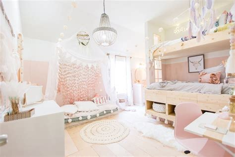 dream bedroom ideas  girls
