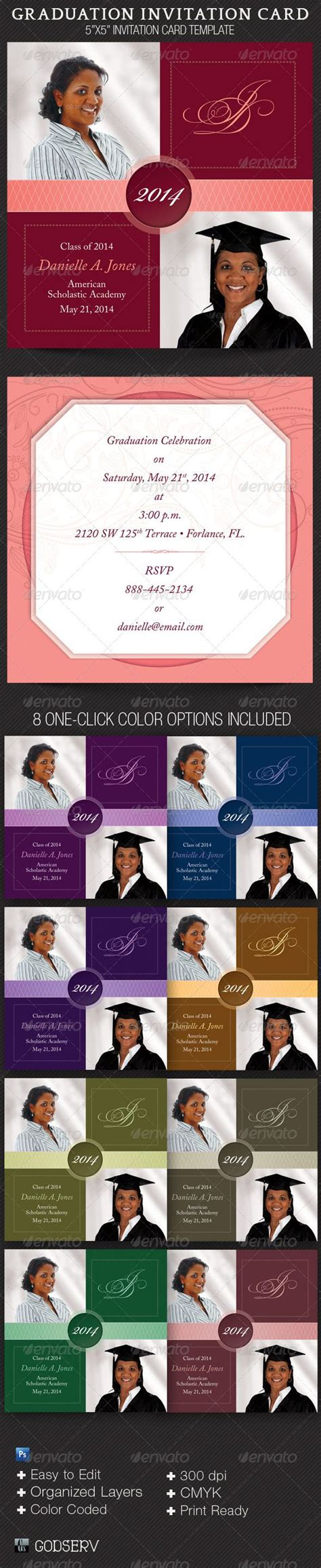 graduation card indesign template 1000 images about community events templates on