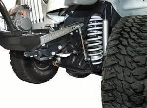 currie enterprises jeep tj lj antirock front sway bar kit