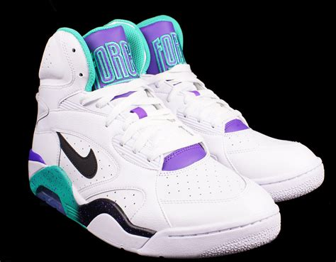 Nike Airforce1 4 nike air 180 mid grape sole collector
