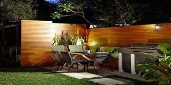 Outside Living Area Design » Home Design 2017