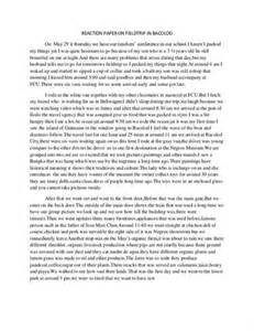 Our Teachers Essay by Our Teachers Essay
