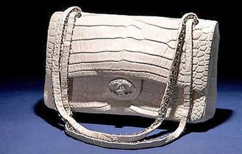 Chanel Forever Classic Purse by 5 Most Expensive Designer Handbags In The World Handbags