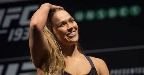 ronda rousey wardrobe malfunction s former ufc chion ronda rousey poses on caribbean beach