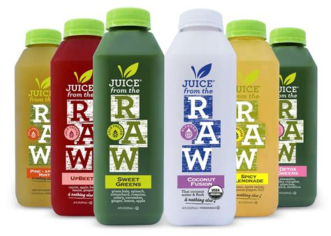 Juice Detox by Juice From The 3 Day Organic Juice Cleanse