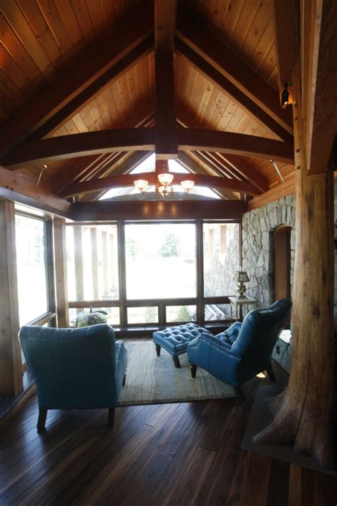 timber frame home interiors timber frame home interiors