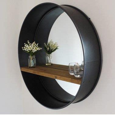 industrial metal mirror best 25 metal mirror ideas only on copper