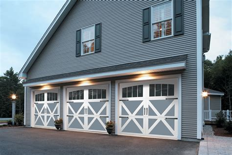 3 door garage garage doors that will take your breath away part 1