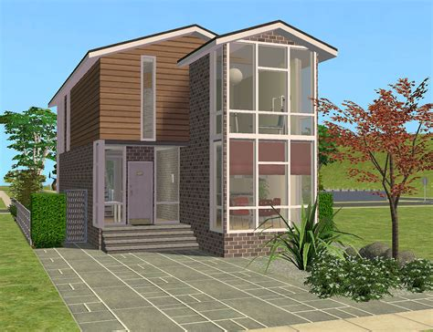 sims 2 house downloads mod the sims beck house 2 bedrooms fully furnished