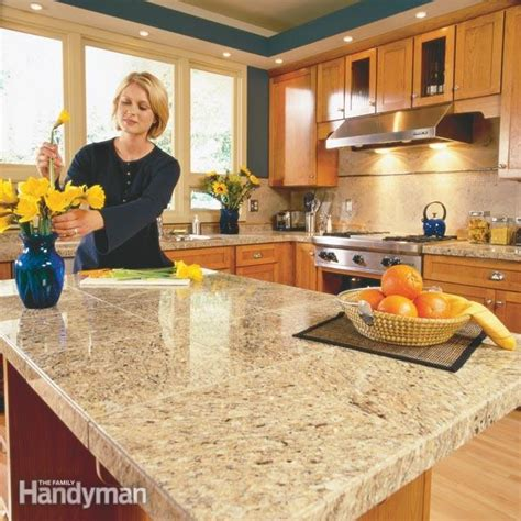 Price For Granite Countertops Installed by How To Install Granite Countertops Kitchen Tile The