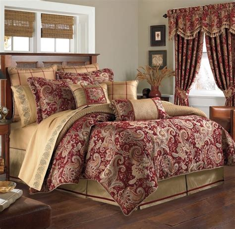 Home Collection Comforters by Croscill Home Reversible Comforter Bedding Set