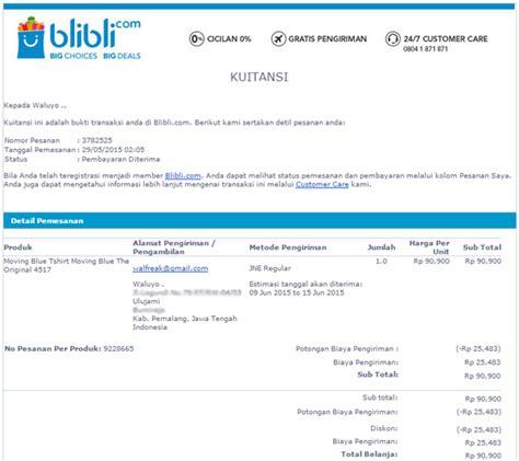blibli pengiriman real review blibli com biaya pengiriman gratis