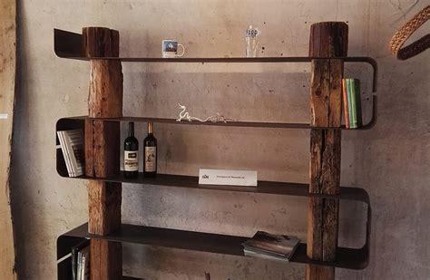 librerie legno naturale wood creations due librerie in legno naturale social