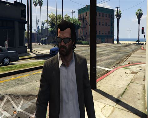 Gta 5 Hairstyles by Michael S Hair For Trevor Gta5 Mods