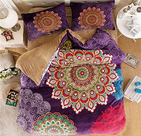 boho queen bedding bohemian bedding sets bohemian bedding and duvet cover sets on pinterest