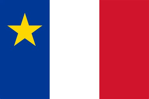 history of the acadians