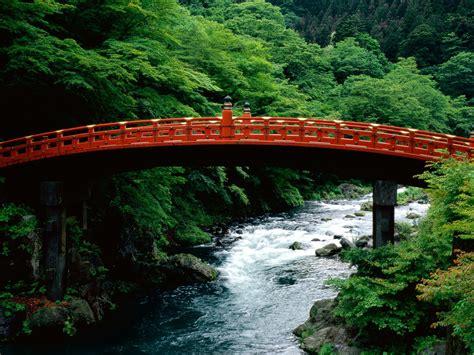 japanese bridges download the sacred bridge daiya river nikko japan