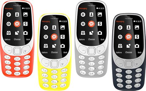 nokia 3310 with nokia 3310 das original mobiltelefon jetzt neu nokia