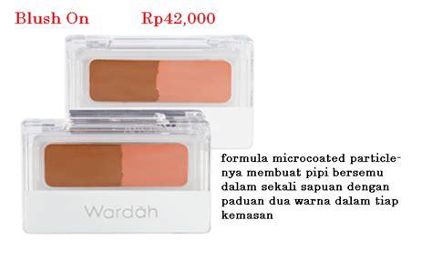 Eyeshadow Krim Wardah djaya cosmetics produk wardah