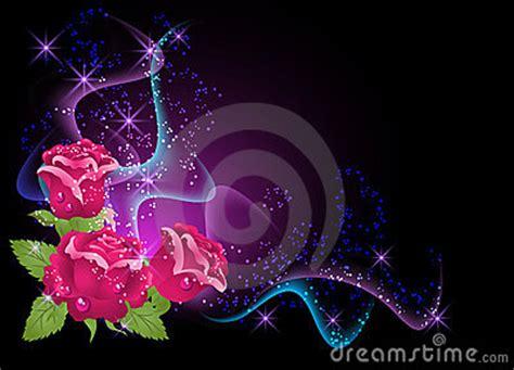 imagenes de rosas que se muevan y brillen rosas y humo fotograf 237 a de archivo libre de regal 237 as