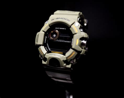 G Shock Gw 9400 Black casio g shock gw 9400 rangeman new addition to