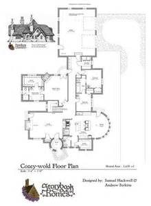 Storybook Floor Plans cosy wold cottage floor plan storybook homes