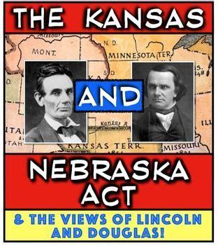 lincoln douglas debates apush nebraska the beginning and lincoln on