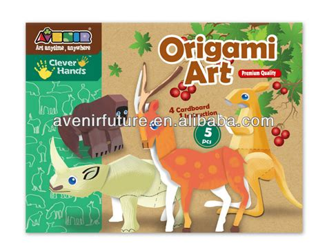 3d Origami Book Free - free coloring pages 3d block origami paper craft japanese