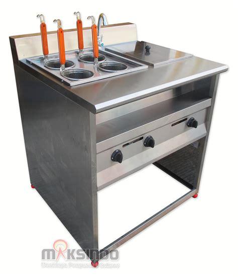 Oven Gas Di Surabaya jual gas pasta cooker with bain 4 baskets mks