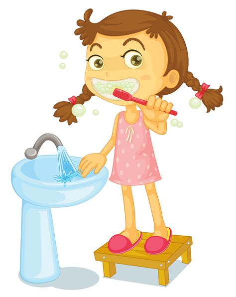 how to brush your s teeth brushing your teeth properly kidtastic dental