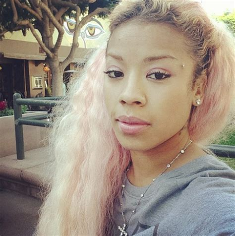 keisha cole current hair color celebs that should go natural