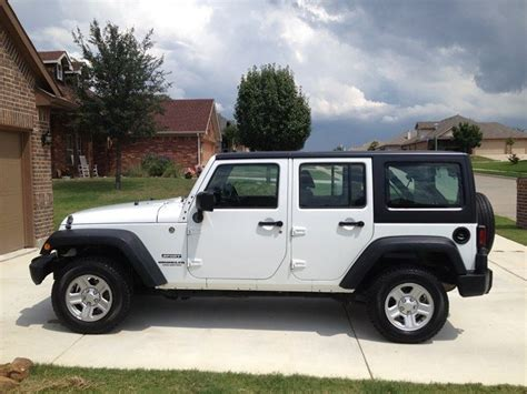 Jeep Wrangler By Owner For Sale 2013 Jeep Wrangler Unlimited By Owner In Weatherford Tx 76088