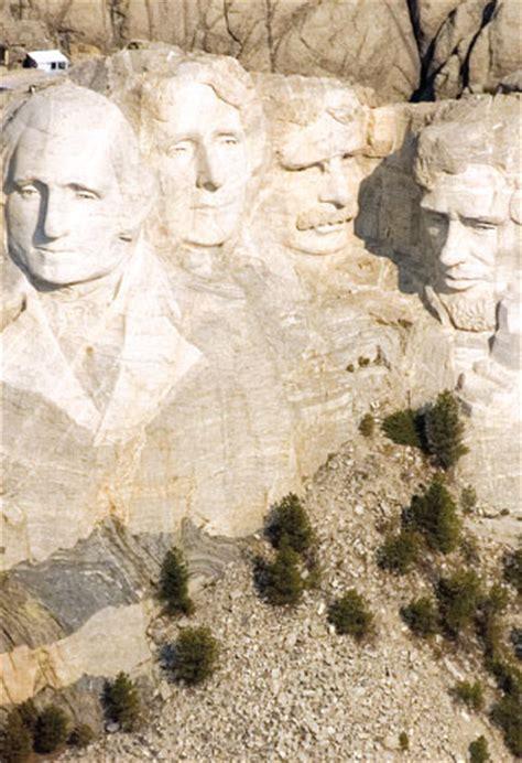 mount rushmore national memorial    black hills