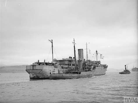 Greenock Records The Samsonia 24 February 1943 Greenock Pictures Taken When Hms Samsonia One Of The