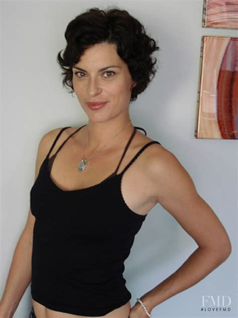 hairstyles of magali amadei hair cut on pinterest julia ormond over 50 and models