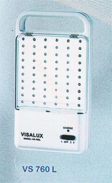 Jual Lu Emergency Visalux jual lu emergency led visalux 60 led tipe vs 760l harga