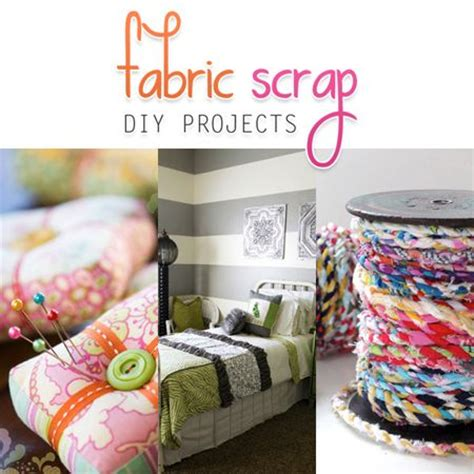 86 best images about scrap fabric projects on