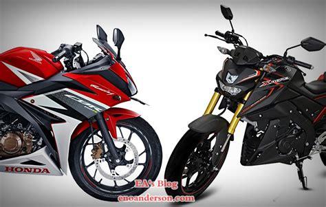 Lu Projie Cbr 150 Facelift pilih motor keren all new honda cbr150r vs yamaha xabre
