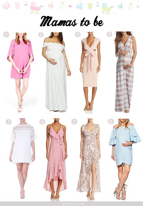 What Month Should You A Baby Shower by What To Wear To A Baby Shower Mywhitet