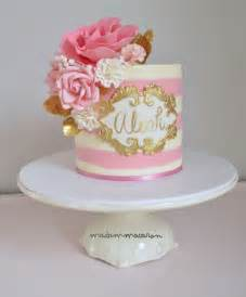 Bridal Shower Cakes Best 25 Pink Gold Cake Ideas On Pinterest Pink Gold Birthday Gold Wedding Cakes And Gold Big