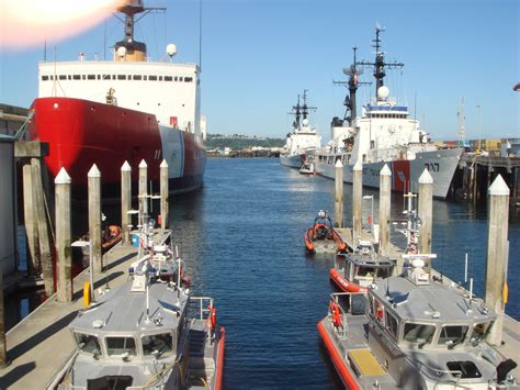 july 11 tour of uscg base seattle bremerton olympic - Navy Boat Tours Seattle
