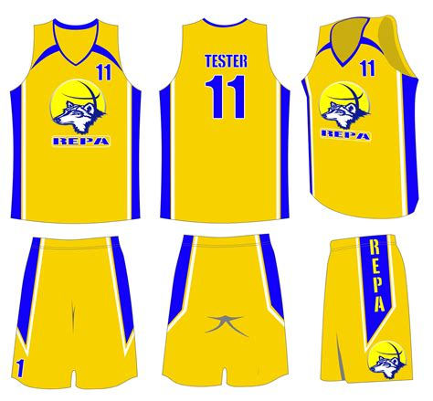 design jersey logo basketball uniform and logo designs by romenick tester at