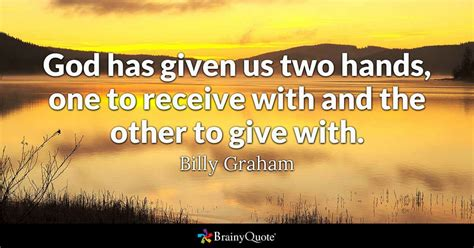 leading humility is the new smart are you billy graham god has given us two one to receive